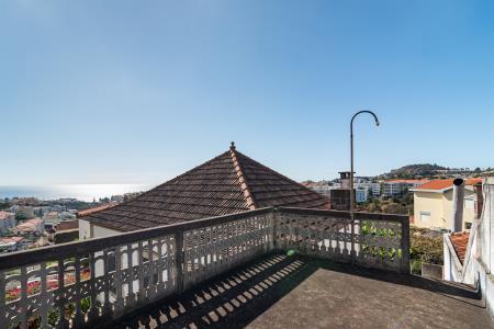 Maison isolée, São Roque, Funchal