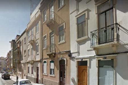 Edificio, Praça de Espanha, Lisboa